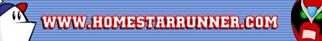 Homestarrunner.net -It's dot com!